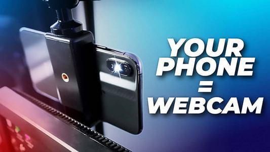 تجربه استفاده از موبایل اندروید قدیمی به عنوان یک وبکم USB یا WiFi با کیفیت بالا