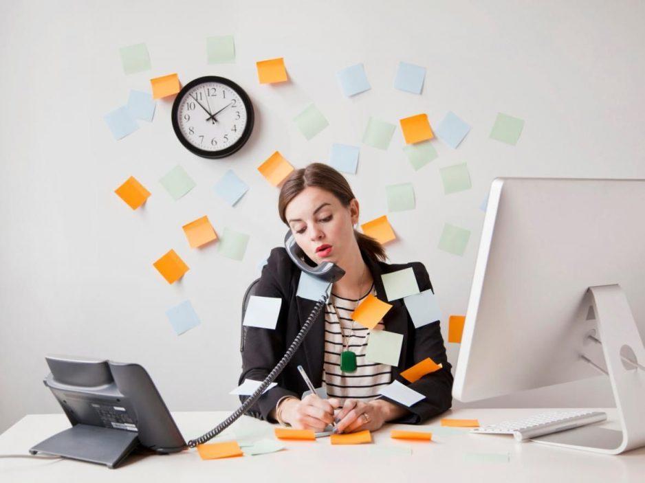مدیریت همه کارهای زندگی در پنج لیست